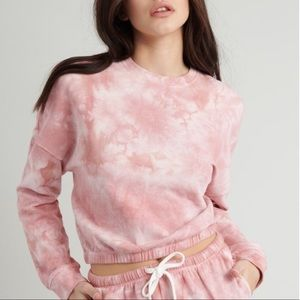 Tie dye sweater